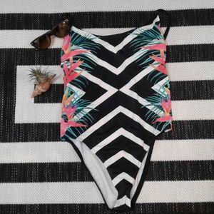 Super sexy Victoria's Secret one piece swim suit